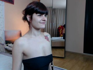 Picture of the sexy profile of Isobelldreams, for a very hot webcam live show !